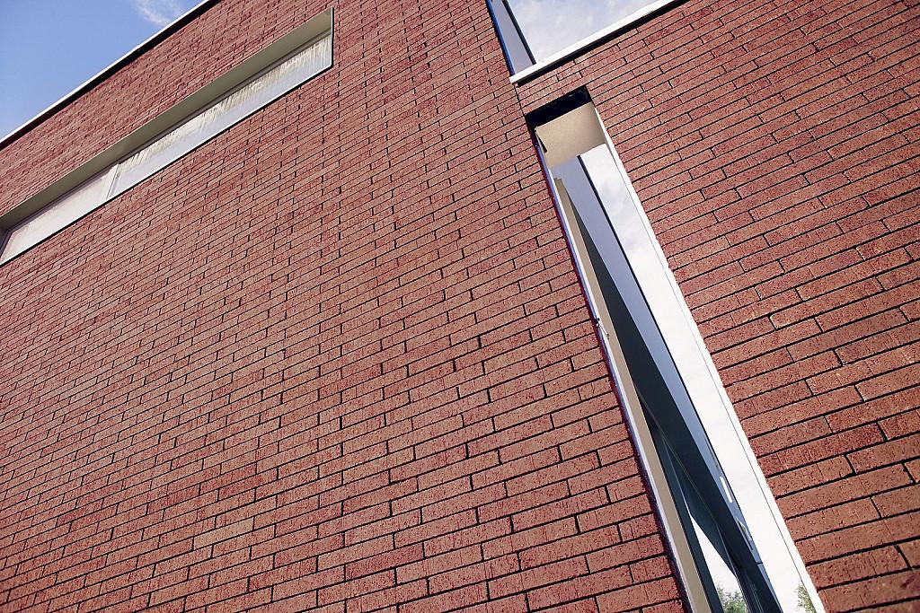 façades sans joints