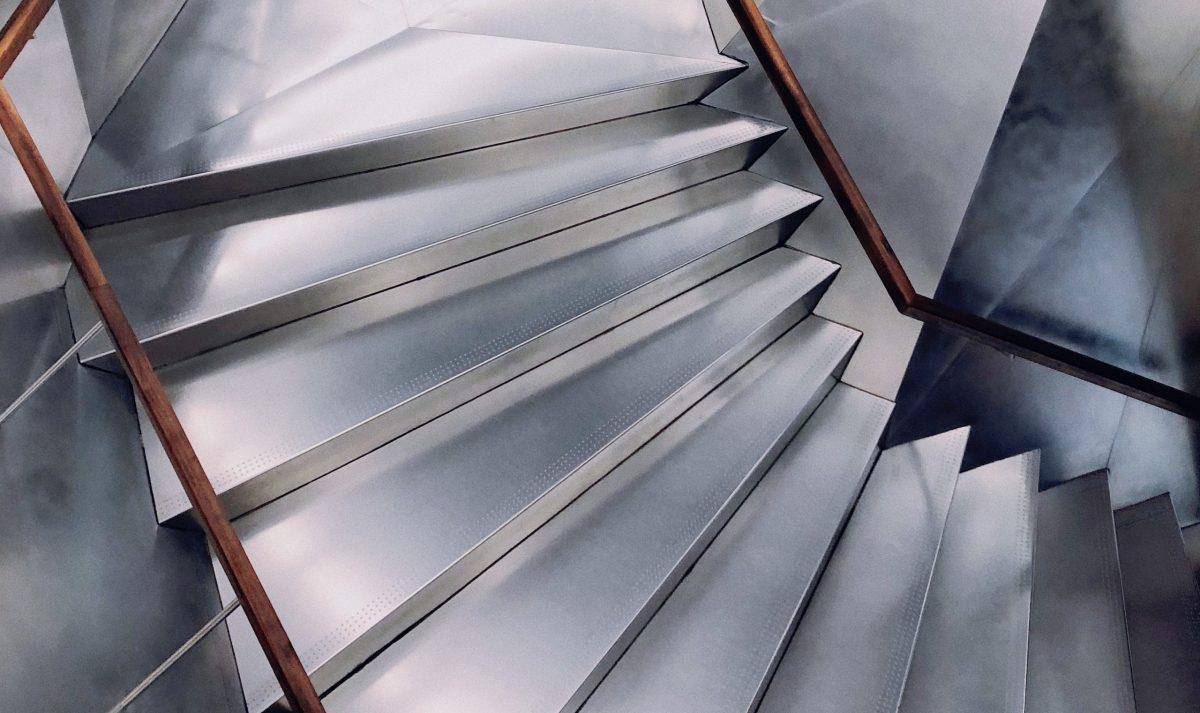 prix escalier metal