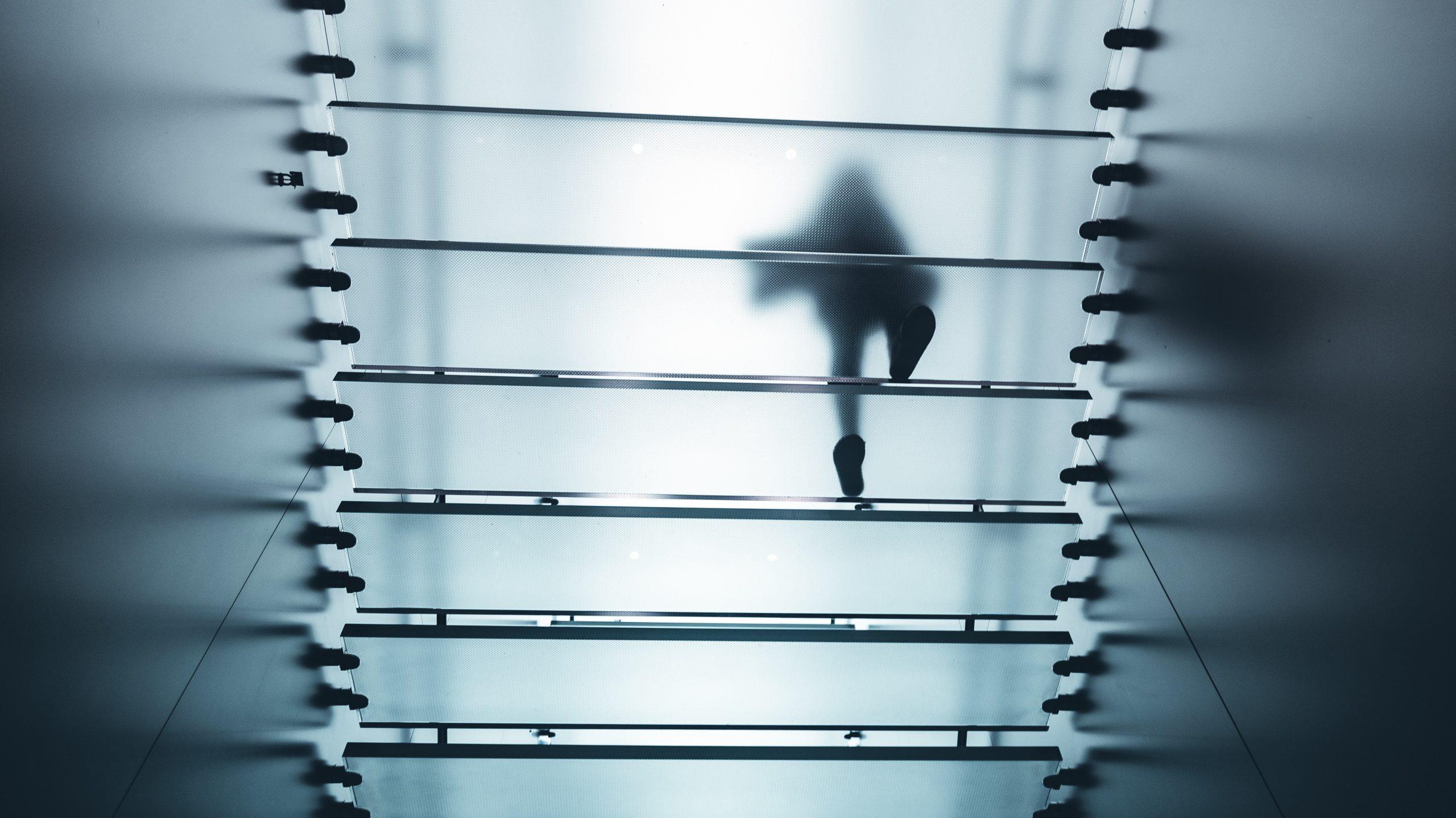 prix escalier verre