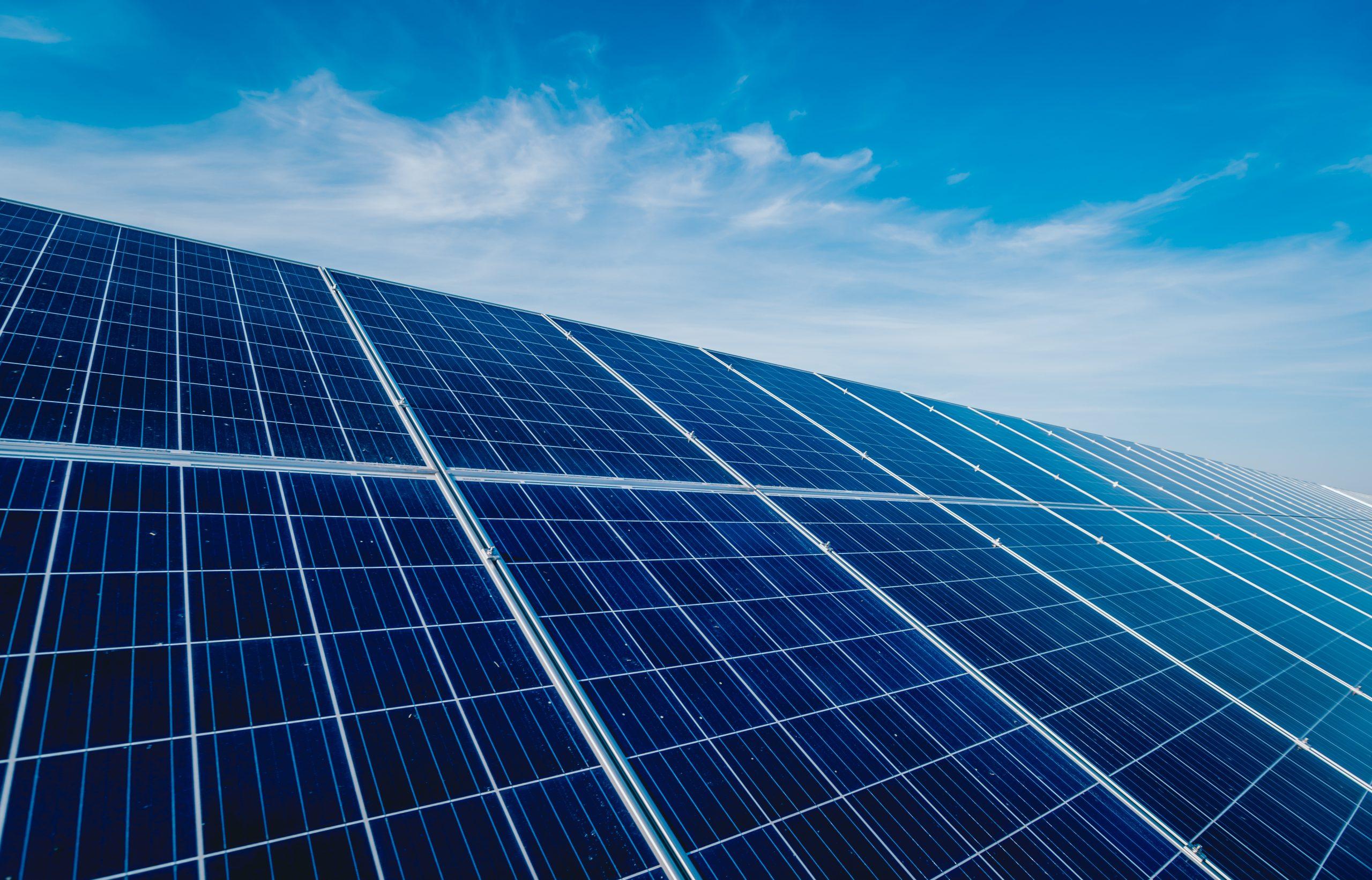 rendement panneaux photovoltaïques