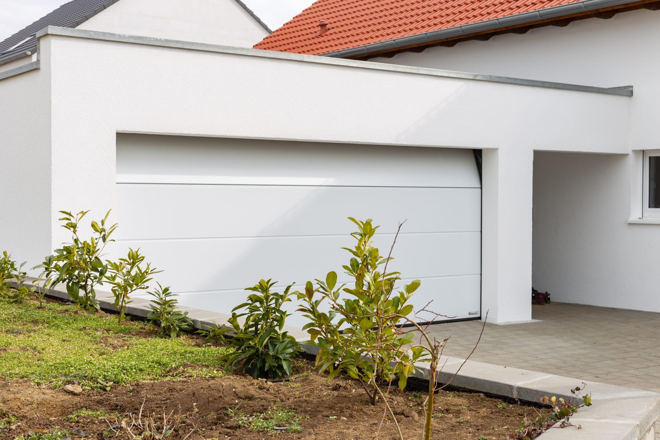 Prix porte de garage sectionnelle