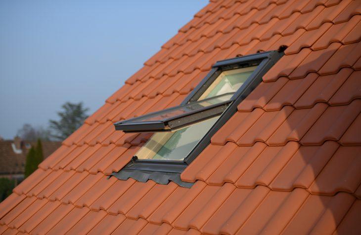 fenêtre toit