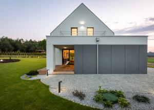Avantages d'une maison clé sur porte